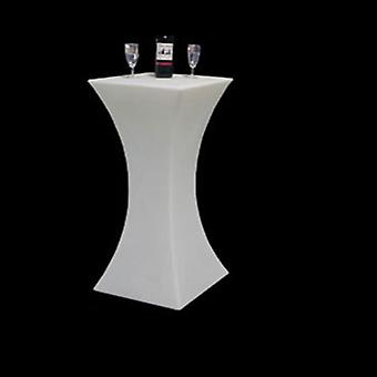 Tall Rechargeable Led Cocktail Table