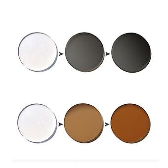 Index Aspheric Transitions Photochromic Lenses