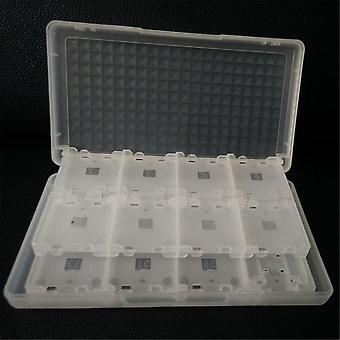 32 slots draagbare spelkaart beschermende harde opslag case box voor 3ds/3dsxl