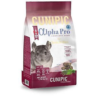 Cunipic Alpha Pro Chinchilla (liten pets, tørr mat og blandinger)