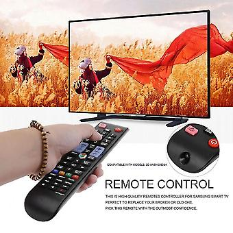 Hot 3d 433 Mhz Frequency Smart Tv Controle Remoto para Samsung Aa59-00638a