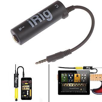 Guitar Interface Muunnin Vaihtokitara Iphone / Ipad / Ipod.