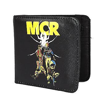 Rock Sax Killjoy Spider Logo Min kemiska romantik plånbok