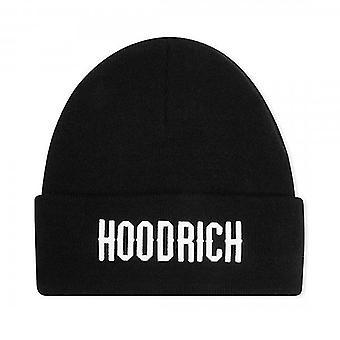 Hoodrich OG Core Black Beanie Hat