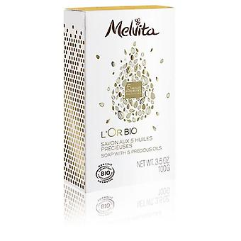Facial Gel L'Or Bio Melvita (100 g)