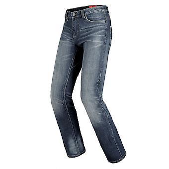 Spidi IT J Tracker L38 Trousers Blue Dark Used Long 28 J63804