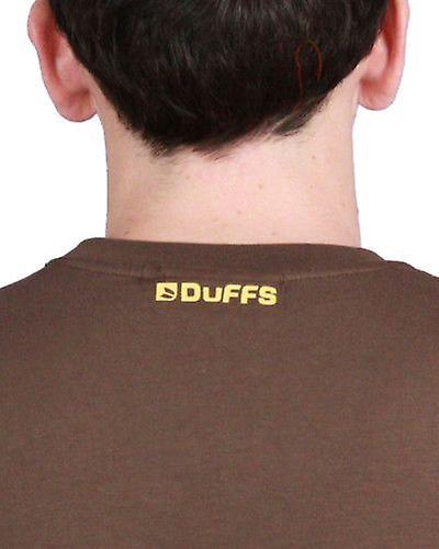 Duffs boys t-shirt - Bubble cocoa