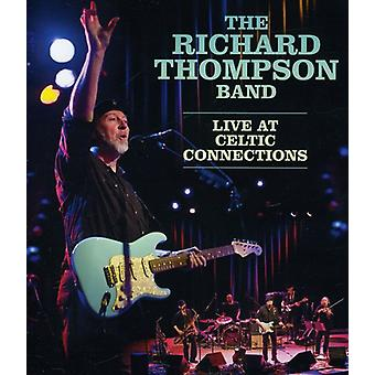 Richard Thompson - Richard Thompson-Live at Celtic Connection [BLU-RAY] USA import