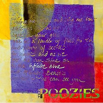 Poozies - Infinite Blue [CD] USA import