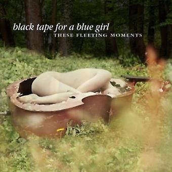 Black Tape for a Blue Girl - These Fleeting Moments [Vinyl] USA import