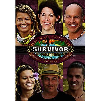 Survivor: Philippines [DVD] USA import