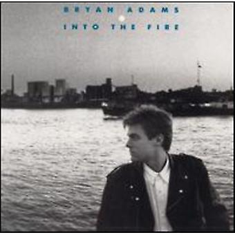 Bryan Adams - importazione USA Into the Fire [CD]
