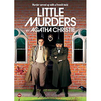 Little Murders of Agatha Christie [DVD] USA import