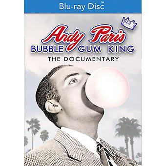 Andy Paris: Bubblegum King [DVD] USA import