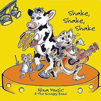 Nina Music - Shake Shake Shake [CD] USA import