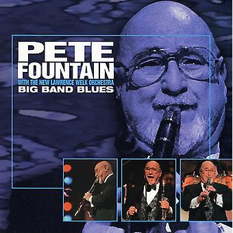 Pete Fountain & New Lawrence Welk Orch. - Big Band Blues [CD] USA import