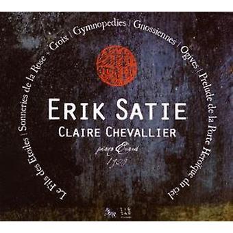 E. Satie - Erik Satie: Le Fils Des Etoiles; Sonneries De La Rose + Croix; Gymnop Dies [CD] USA import