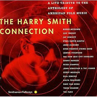 Harry Smith connexion - importation USA Harry Smith connexion [CD]