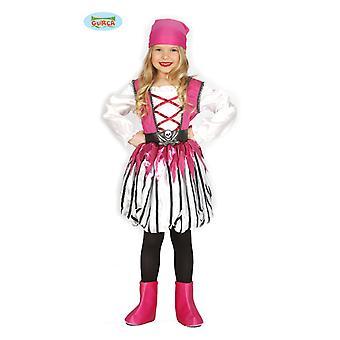 Pirat Kostüm Piratenkostüm Piratin Seeräuber Kinder