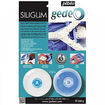 Pebeo Gedeo Siligum Silicone Moulding Paste 300g