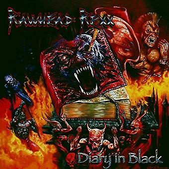 Rawhead Rex - diario in importazione nero [CD] USA