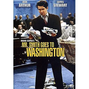 Mr. Smith Goes to USA Washington [DVD] import