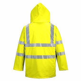 Portwest - Привет Vis безопасности Sealtex Ultra выстроились спецодежды водонепроницаемая куртка с капюшоном
