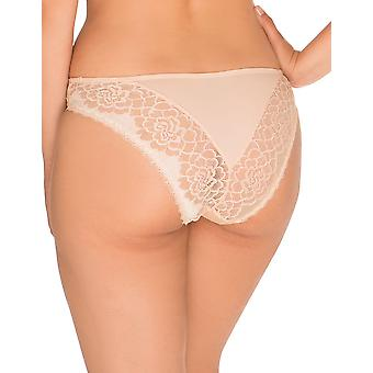 Sans Complexe 603904 Women's Byzance Powder Pink Floral Lace Knickers Panty Brief