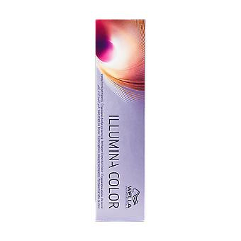 Wella Illumina волос цвет светло розовое золото 5/43 коричневая 60 мл