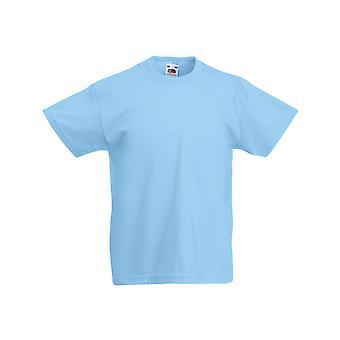 Vrucht van de Loom Childrens/Kids oorspronkelijke Short Sleeve T-Shirt