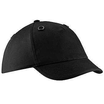 Beechfield Coolmax® En812 Bump Baseballcap / hoofddeksels