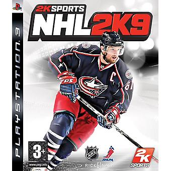 NHL 2K9 (PS3) - New