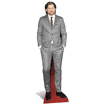 Nikoloj Coster- Waldan (Game of Thrones) Life-sized cardboard cutout
