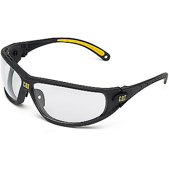 Caterpillar bouteur Mens Workwear protection lunettes de protection blanc