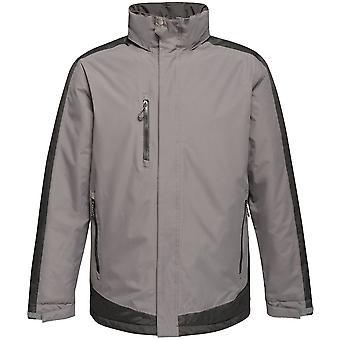 Regatta Mens kontrast vattentät isolerade Workwear jacka