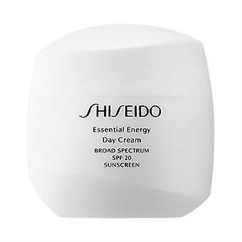 Journée de l'énergie essentielle de Shiseido crème SPF20 1.7oz / 50ml