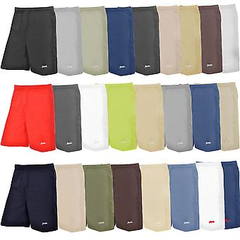 Penn Mens Knee Length Running Tennis Gym Training Sport Shorts
