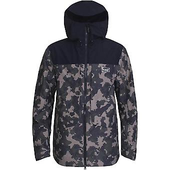 Planks Tracker Insulated Jacket - Camo