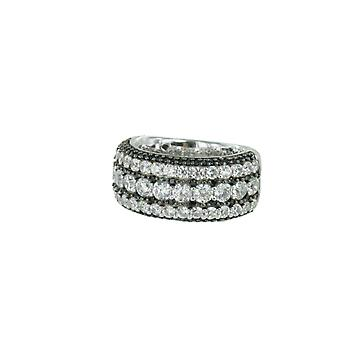 ESPRIT collection ladies ring silver zirconia Sidera GR 18 ELRG92401A180