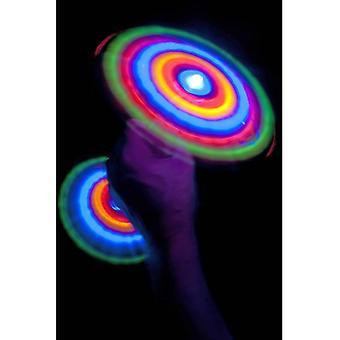 Smiffy's Light Up Double Ended Spinner