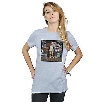 Notorious BIG kobiet futro Coat chłopaka Koszulka