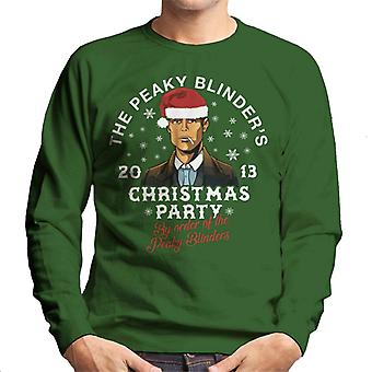 Sweatshirt Blinders pointue Christmas Party masculine