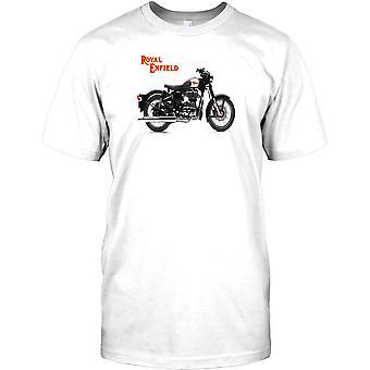 Royal Enfield klassisk motorcykel - Legend Mens T Shirt