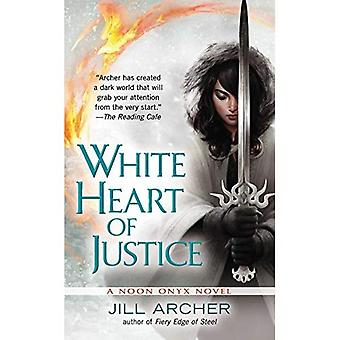 Witte hart van Justitie (middag Onyx roman)