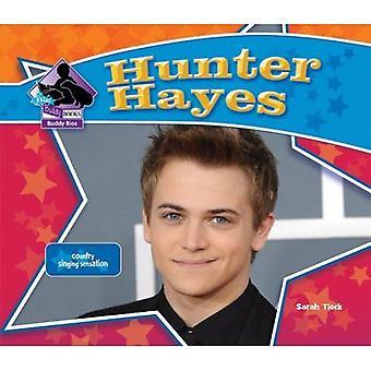 Hunter Hayes: Country Singing Sensation (Big Buddy Books: Buddy Bios)