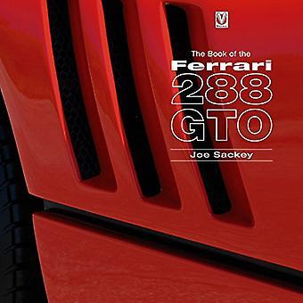 Het boek van de Ferrari 288 GTO