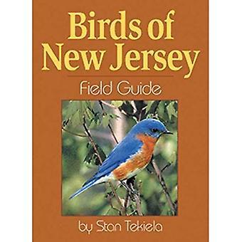 Birds of New Jersey Fielf Guide (Field Guides)