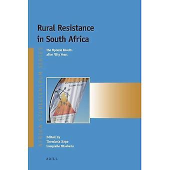 La résistance rurale en Afrique du Sud: le Mpondo se révolte après cinquante ans