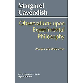 Observaciones sobre la filosofía Experimental: Abreviado, con textos relacionados con