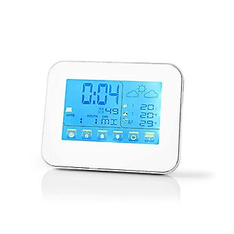 Weather station for inside and out with time, date, Alarm 401WT